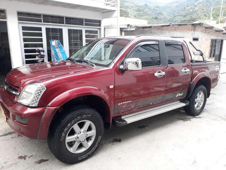Chevrolet Dmax 2008 - 138846 km