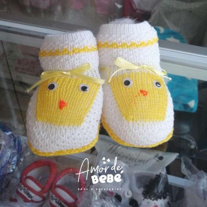 Zapatos Tejidos Bebe