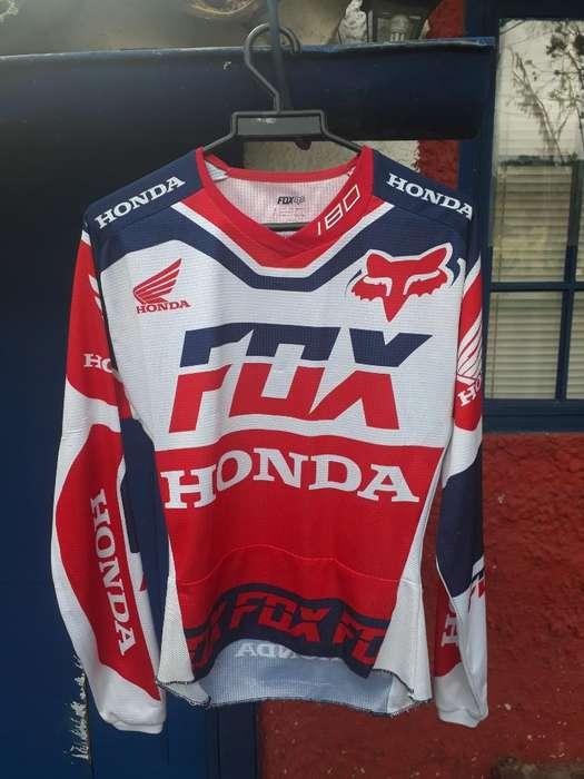 Jersey Fox Honda