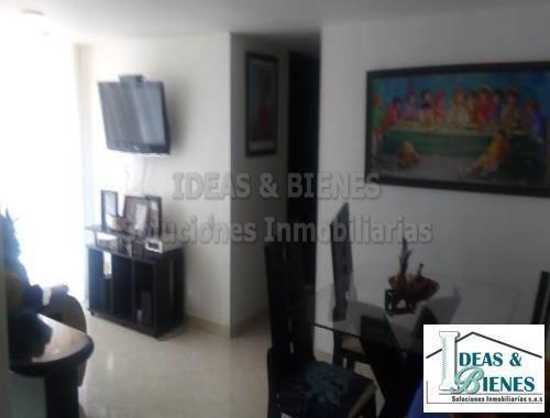 Apartamento En Venta Medellìn Sector Loma Del Indio: Código 784593