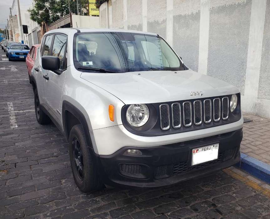 JEEP Renegade 2016 - 35000 km