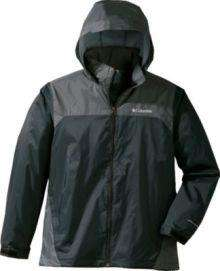 campera impermeable rompeviento columbia