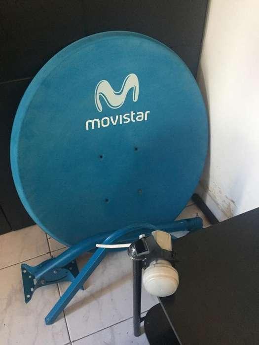 Antena Satelital 60 Cms
