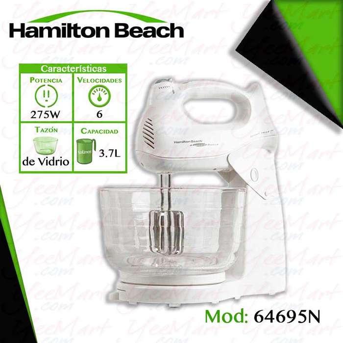 **<strong>batidora</strong> HAMILTON BEACH TAZON VIDRIO 64695N// IMPORTADORA CHIMASA S.A