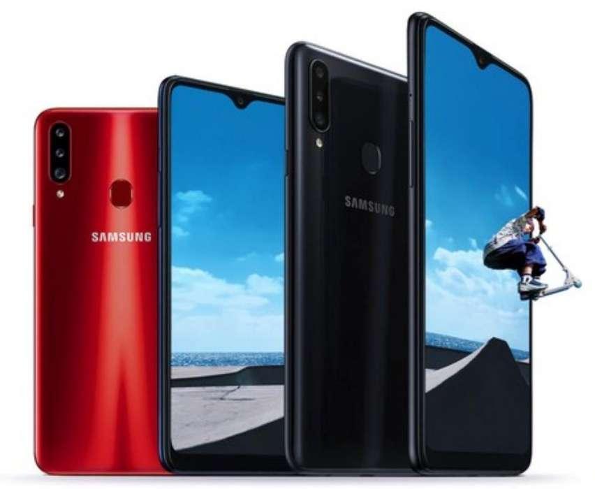 Promoción Samsung A20s Nuevos 1 Año Gara