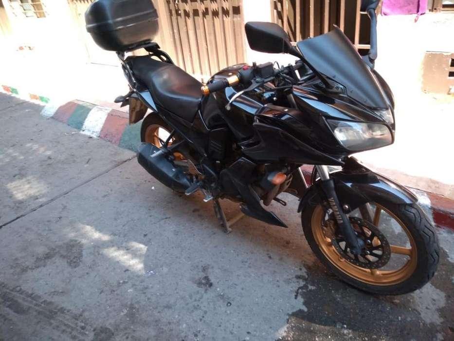 Vendo Moto <strong>yamaha</strong> Fz16 Fazer