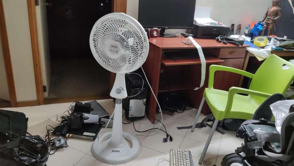A092 <strong>ventilador</strong> SAMURAI TURBO SILENCE DE TORRE (MUY SILENCIOSO, FUNCIONA BIEN)