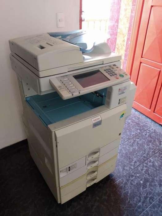 fotocopiadora color ricoh mpc 5000 oportunidad