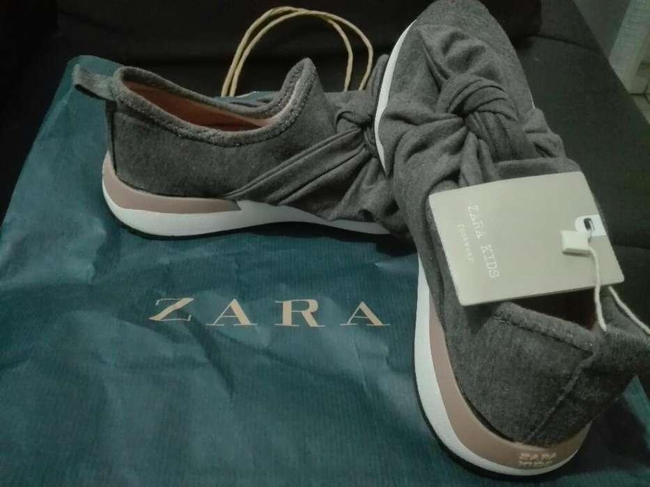 Calzado de Niña Marca Zara Kids Original