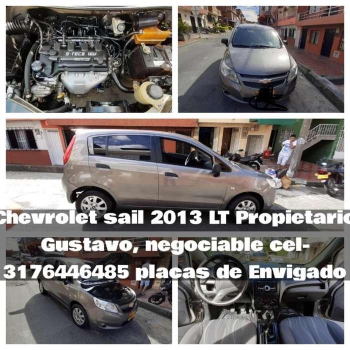 Chevrolet Sail 2013 - 0 km