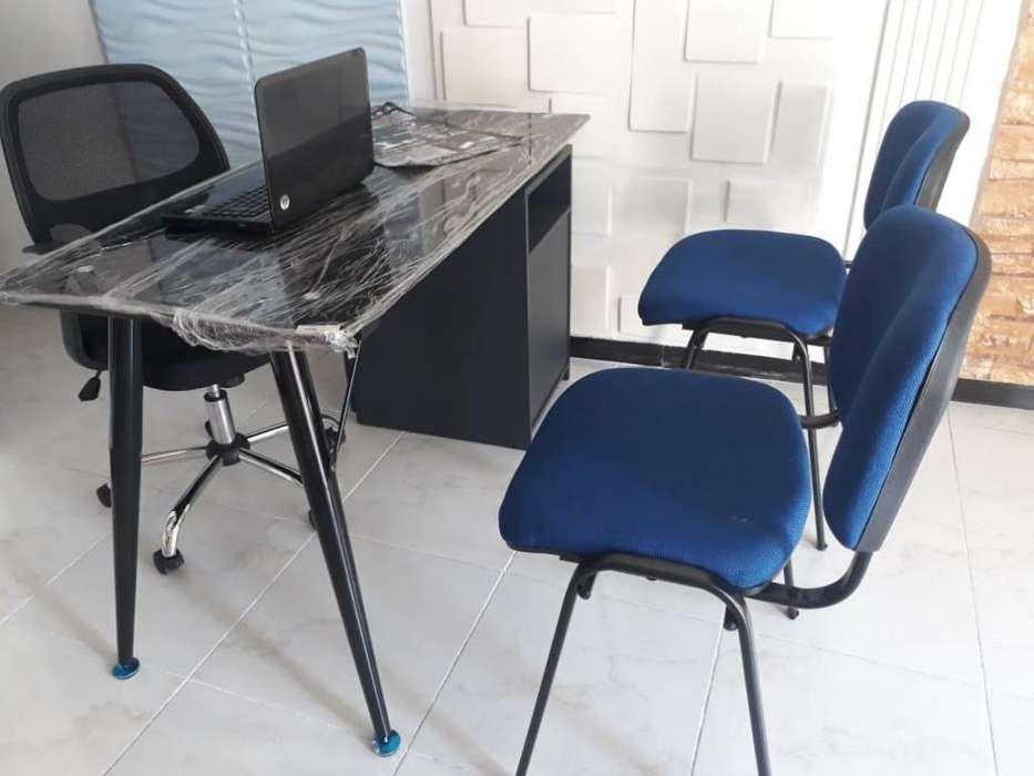 <strong>escritorio</strong> con Silla