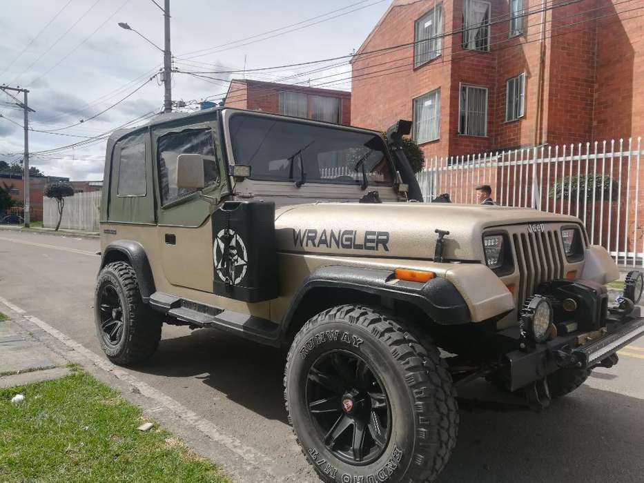 <strong>jeep</strong> Wrangler 1988 - 0 km