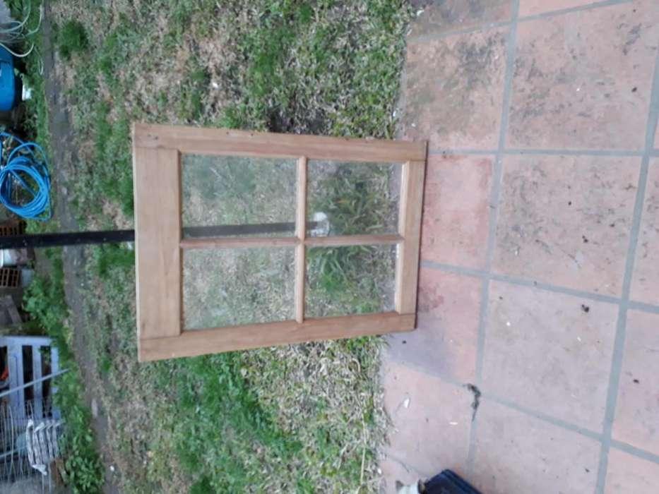 postigo y <strong>ventana</strong> de cedro
