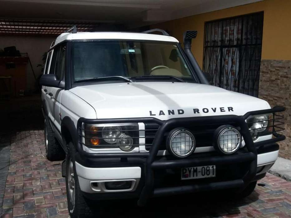 Land <strong>rover</strong> Discovery 2001 - 271000 km