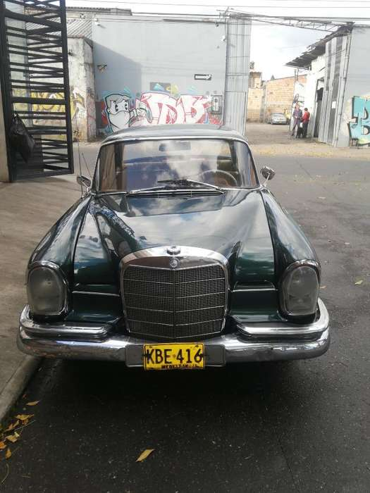 <strong>mercedes</strong>-Benz Clase S 1966 - 23811 km