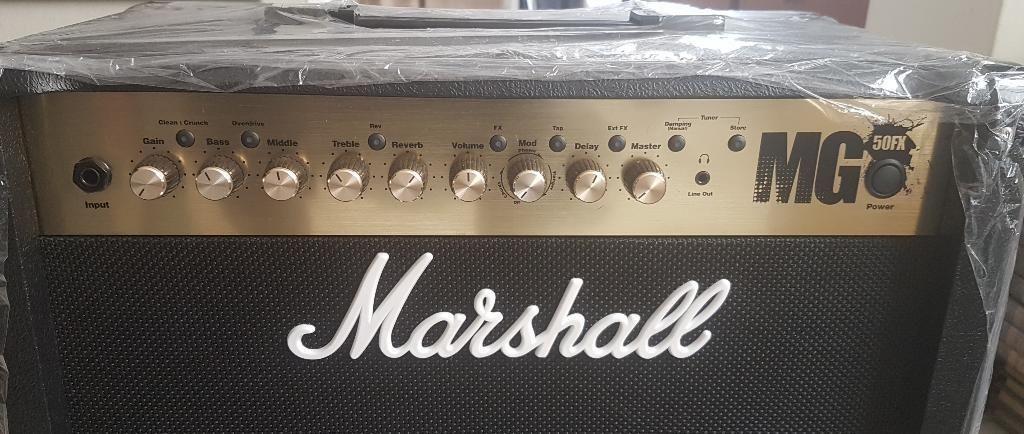Yamaha Mg50fx  50w