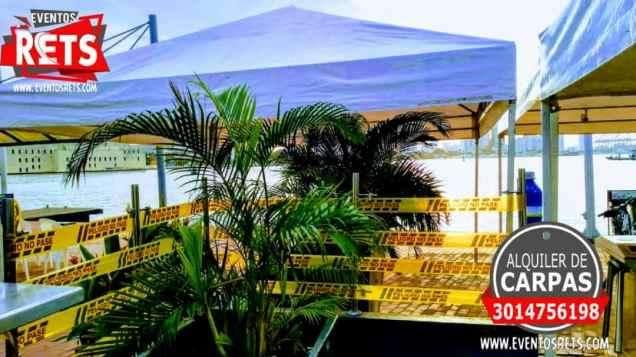 Alquiler de Carpas Cartagena 301 475 6324