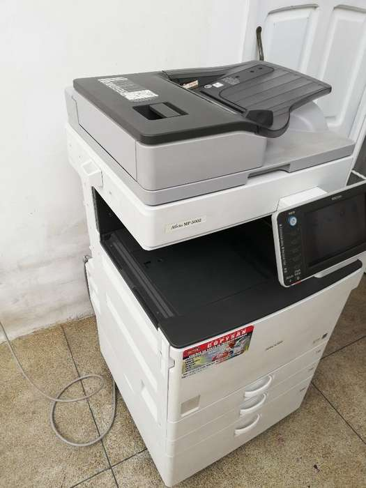 Se Vende Copiadora Ricoh 5002