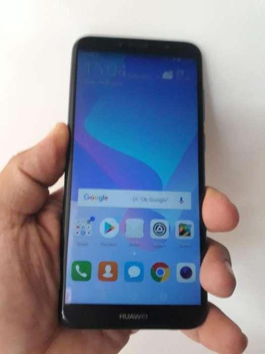 Huawei Y6 2018 Dúos Flamante