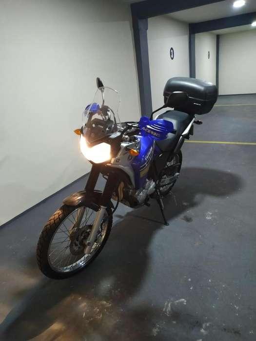 <strong>yamaha</strong> Tenere 250 Z Adventure. Excelente estado!!