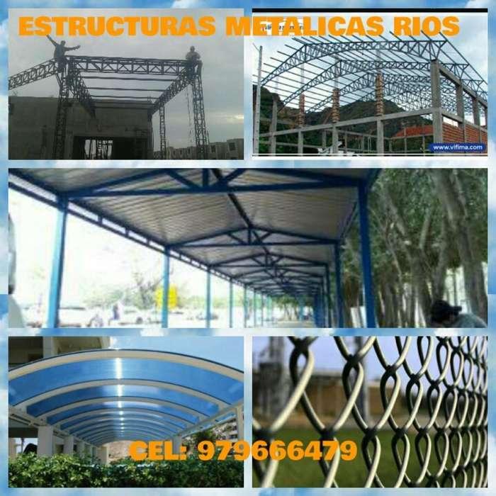 Estructura Metalica Ríos