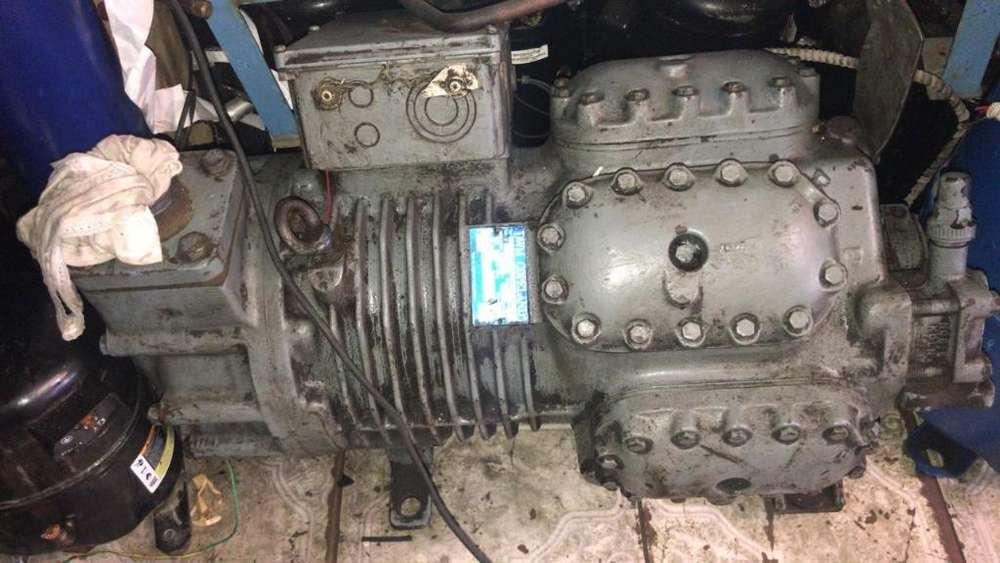 Compresor Copeland 50 Hp ( Congelado )