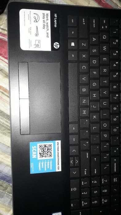 Laptop Nueva de Paquete Hp