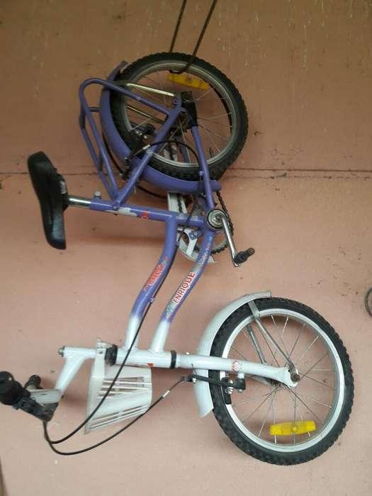 Vendo Bici para Nena.