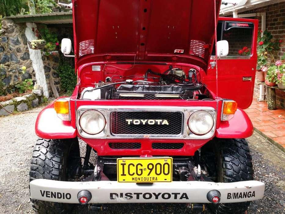 Toyota FJ 1982 - 200000 km