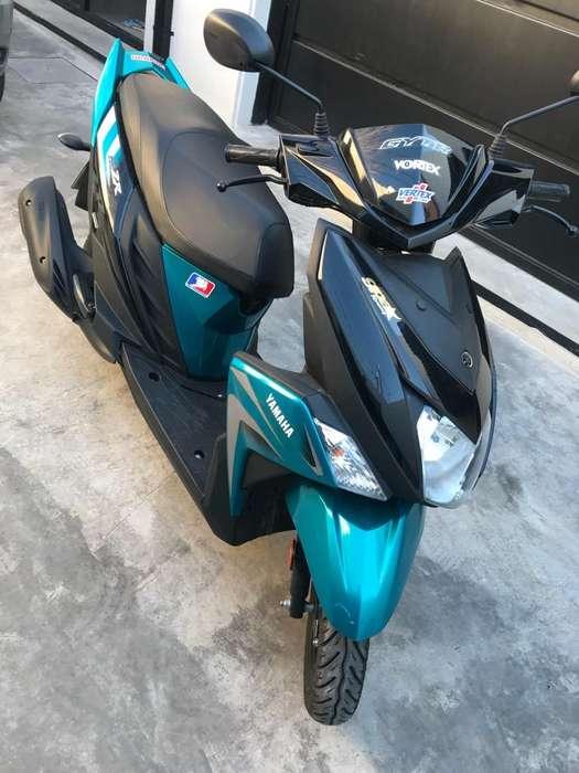 Yamaha Zr 2019