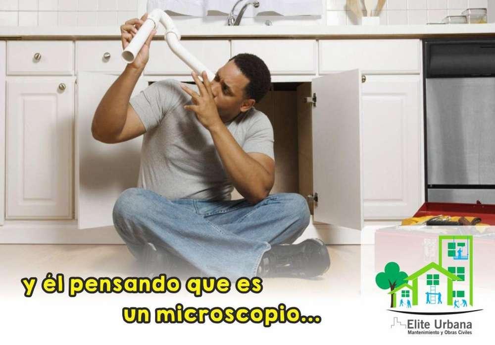 Realizamos cualquier clase de arreglo en tu hogar, somos expertos