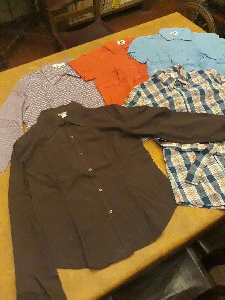 Lote Camisas Talle 2