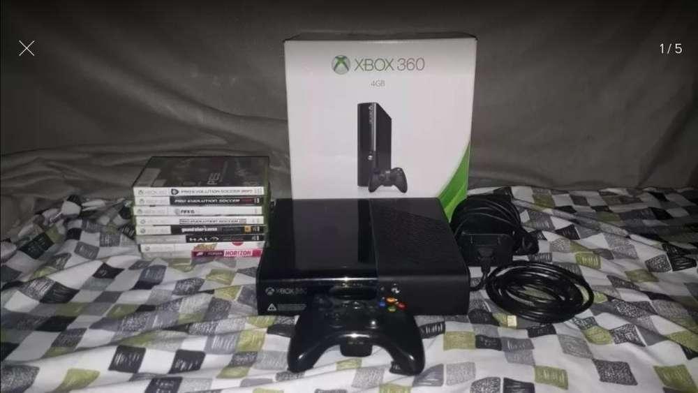 Vendo Xbox 360 Completa
