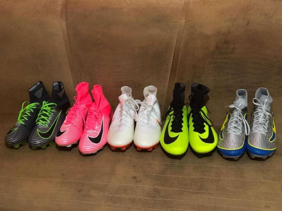 Pupos Nike Nuevos Originales Garantizado