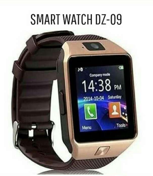 Reloj Smartwatch Dz-09
