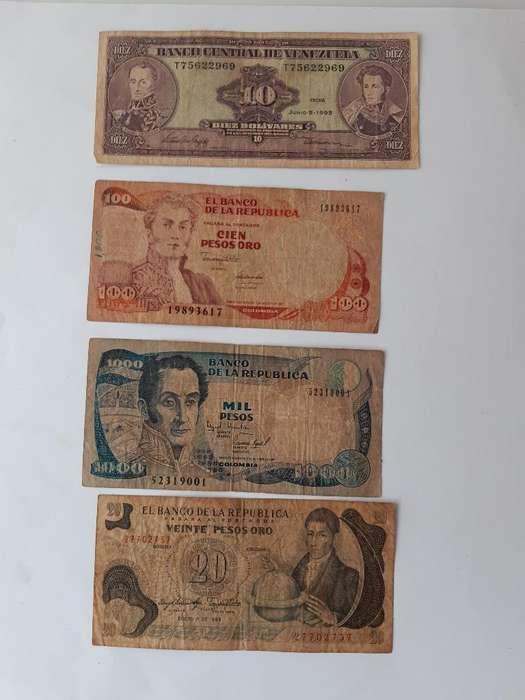 Cambio Billetes Antiguos