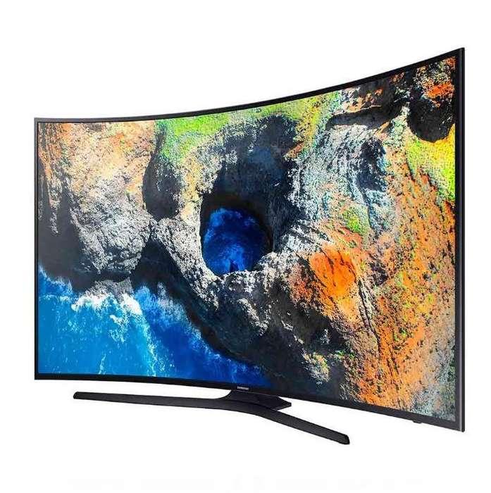 <strong>televisor</strong> Samsung Un49mu6300 Curvo 4k Uhd Smart Tv