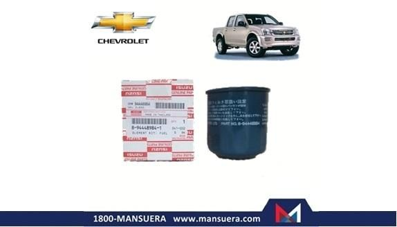 FILTRO COMBUSTIBLE CHEVROLET DMAX