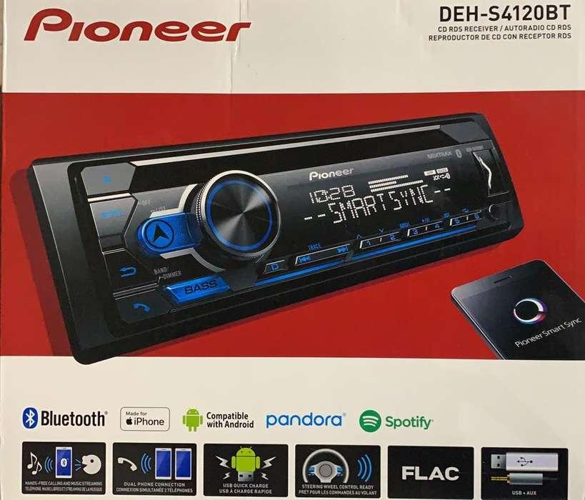 Equipo de Sonido Pioneer Full 0 uso