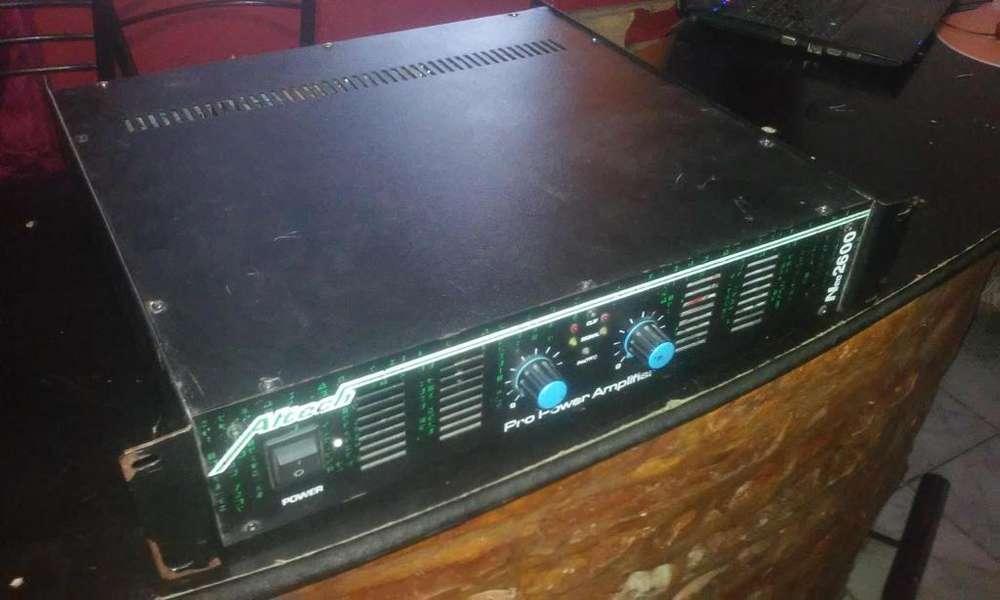 Potencia Altech Neo 2600 Watts