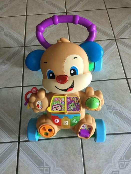 Precaminador Fisher Price