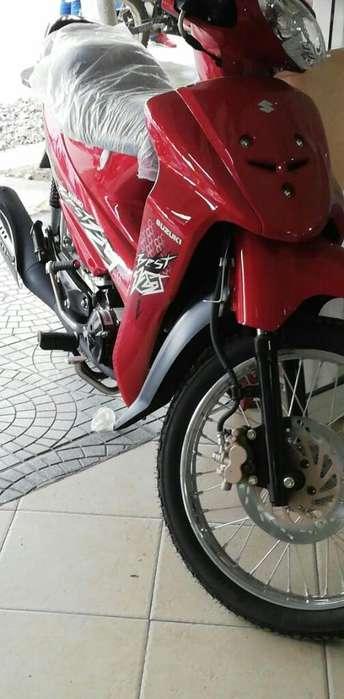 Suzuki Best125/2020