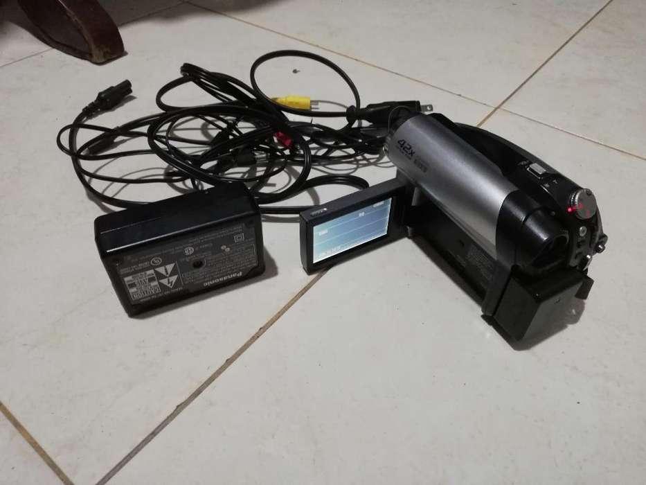 Se Vende Filmadora Panasonic de Cidid