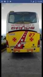 Vendo Bus Interprovincial Acciones