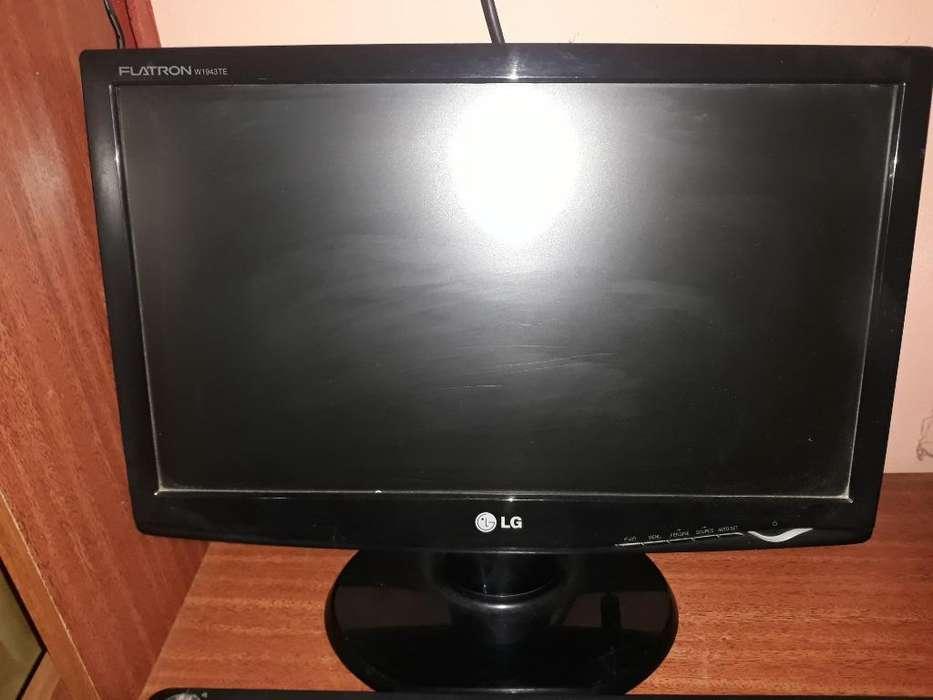 Monitor Lg Flatron W1943te