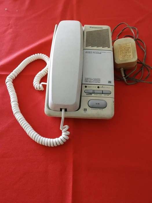 Teléfono Panasonic Kx-t2388 Contestador