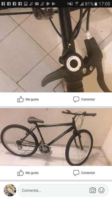 Vendo Bici Unibike 5000