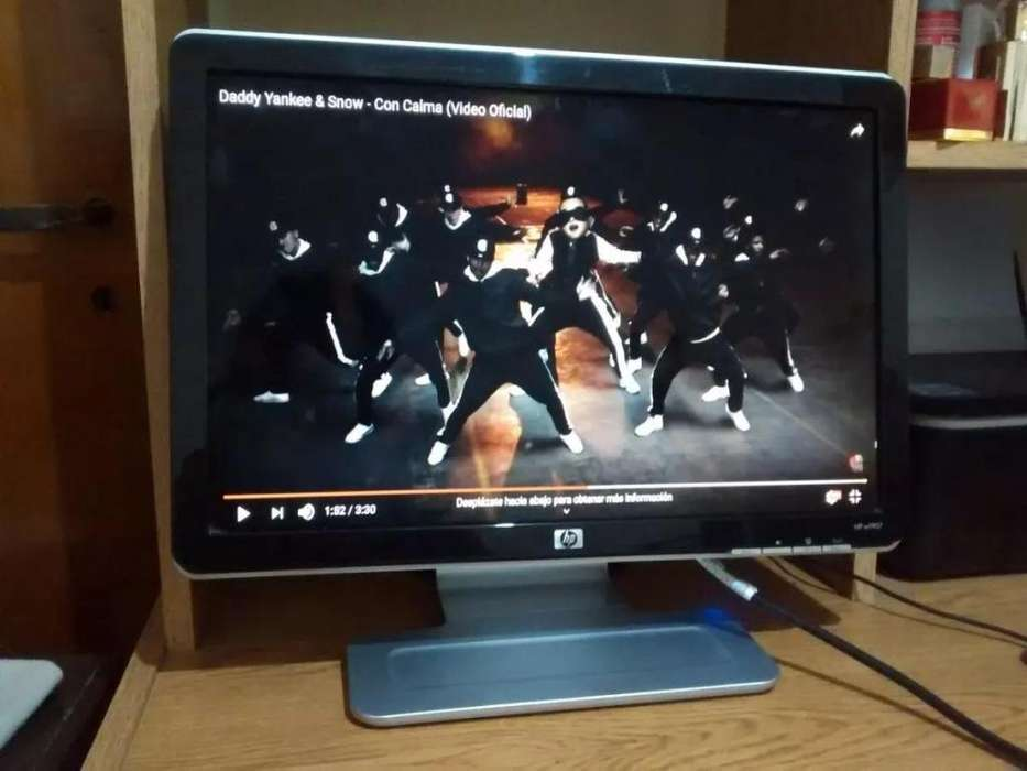 Monitor Lcd Hp Pavilion W1907 19'' Widescreen