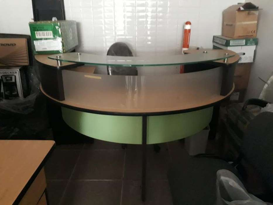 Mueble Recepcion Oficina
