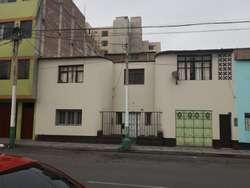 Ocasión Vendo casa como terreno de 96 m2 en el CALLAO